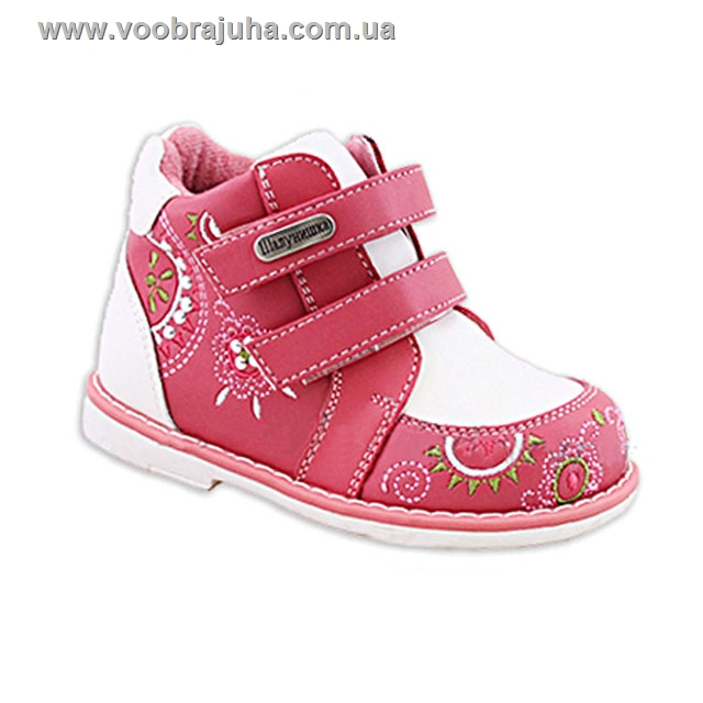 a02dd6b54 Весенние ботинки Шалунишка Ортопед для девочки