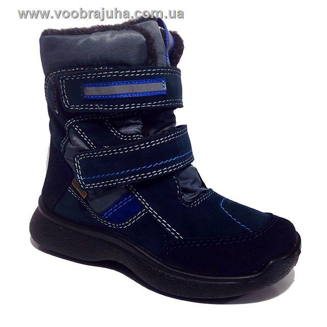 4013d4d3c Термо ботинки для мальчика. Тигина. Характеристики. Производство ...