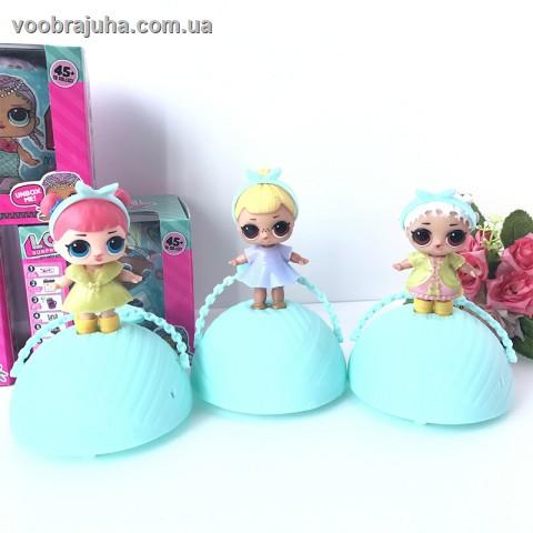 Кукла-сюрприз LOL 551515 в шарике Конфети — купить
